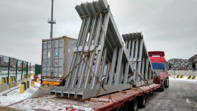 Перевозка металлоконструкций в Самаре и Самарской области